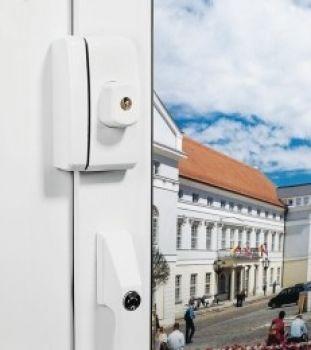 Sicheres Abus Fenster Und Turschloss Fts 96 Betting Und Buss