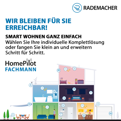 Banner Homepilot Fachmann
